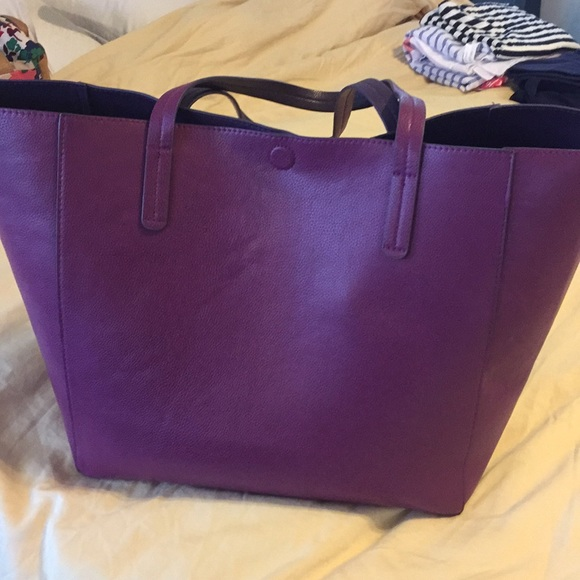 4359261b7 Bags   Oversized Reversible Tote   Poshmark